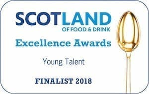 Scotland Food & Drink Finalist 2018